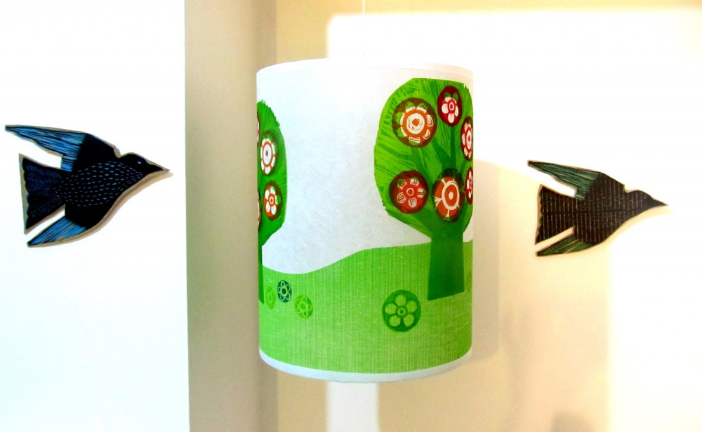 lampshade birds 2
