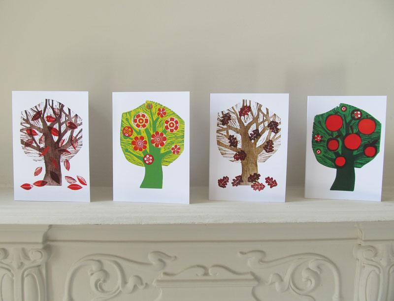 tree-cards