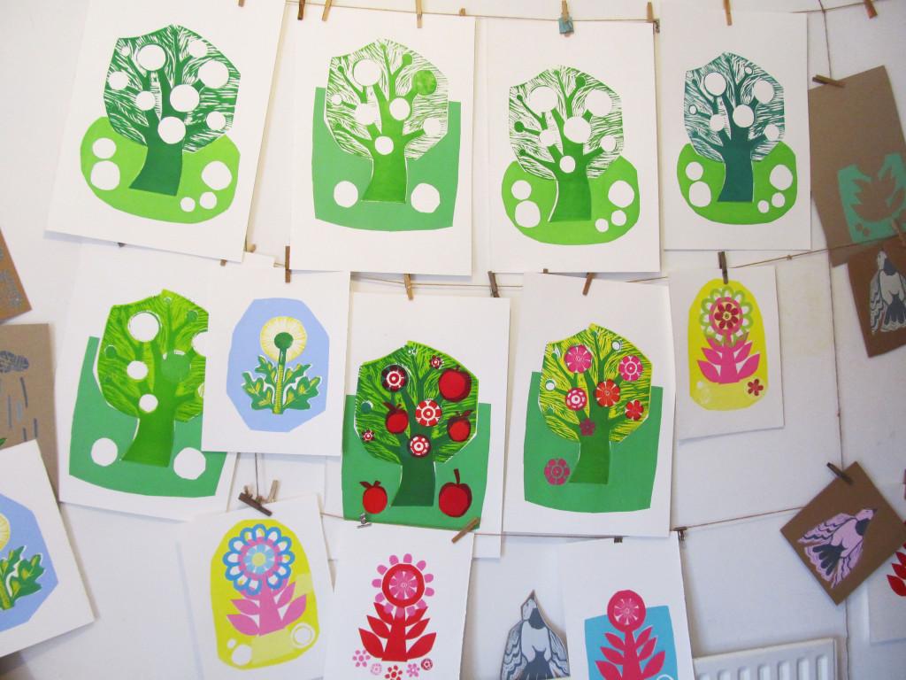 wall of prints april 15 web
