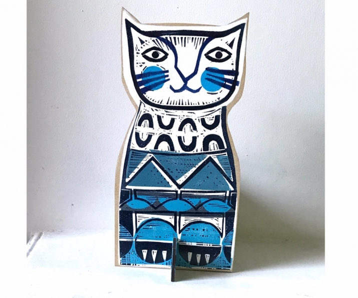 Sold Clever Cat