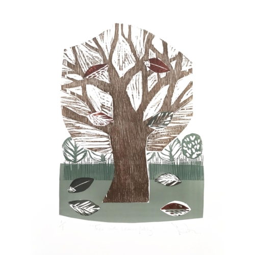 Shop Original Tree Prints coming soon