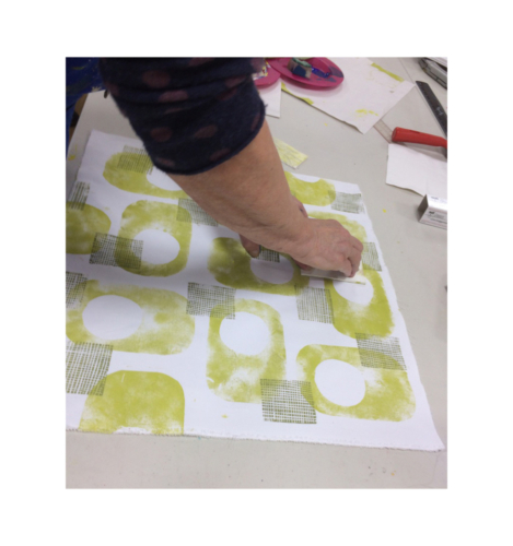 Exploring Pattern and Printing on Textiles Sunday March 14th 2021 FULLY BOOKED